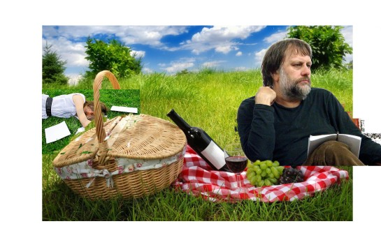 The promotional image for Richie Cyngler, Ideological Picnic.